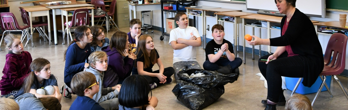 Classroom Waste Audit