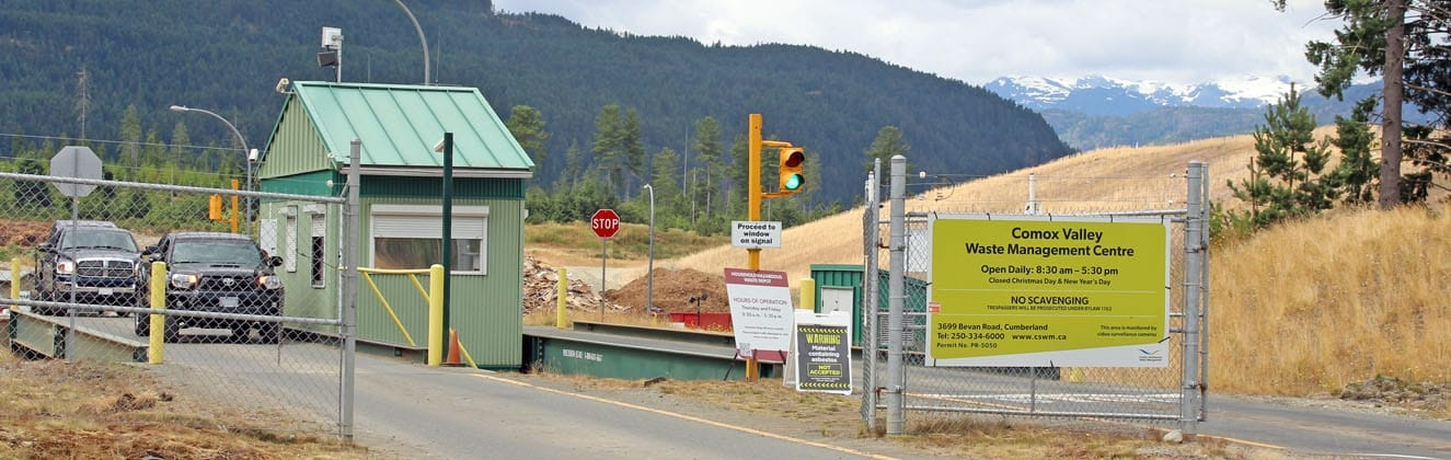 Fees Charges Comox Strathcona Waste Management