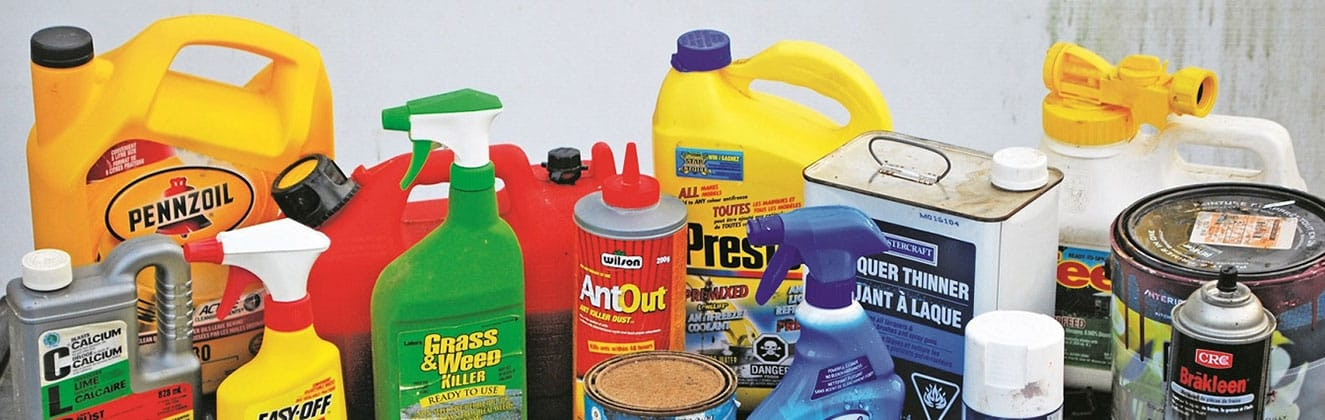 Hazardous Household Waste