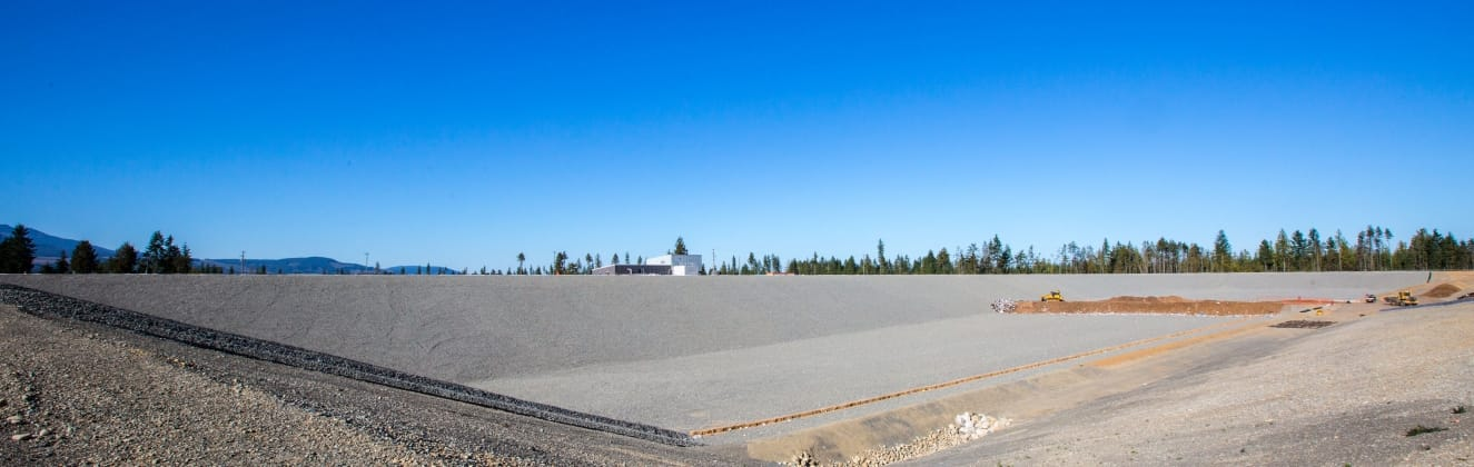 New regional landfill in the Comox Valley