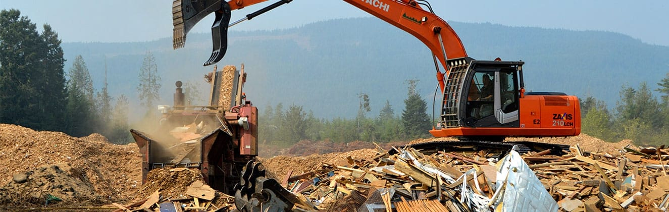 Help reduce waste with our Wood Waste Diversion program.